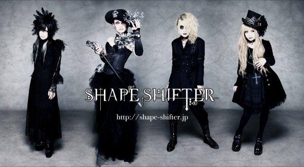 SHAPE SHIFTER - シェイプシフター