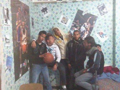 me and A2B & Boyz froum the hood