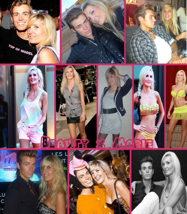 Photos exclusifs de Marie  SCO0P ! Beauty x Marie SCO0P !