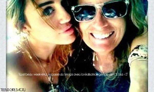 30/04 : Miley quitte son cours de Pilates. TOP BOF OU FLOP ?