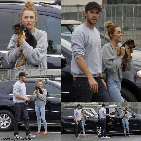 Vidéo Promo de Punk'd ou Miley piègera son Boyfriend Liam  !