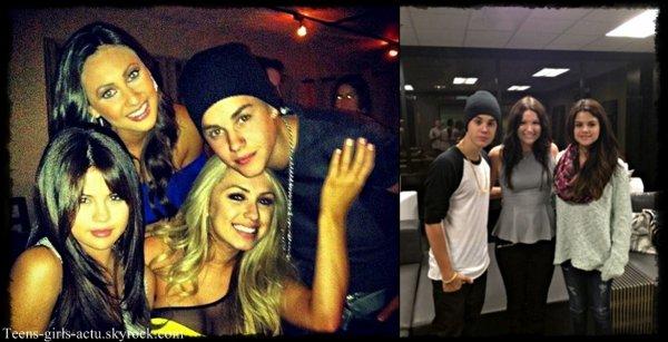 02/08 : Miley et Liam posant avec une fan toujours à Philadelphie