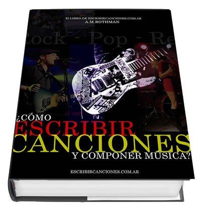 Presentamos el libro de escribir canciones