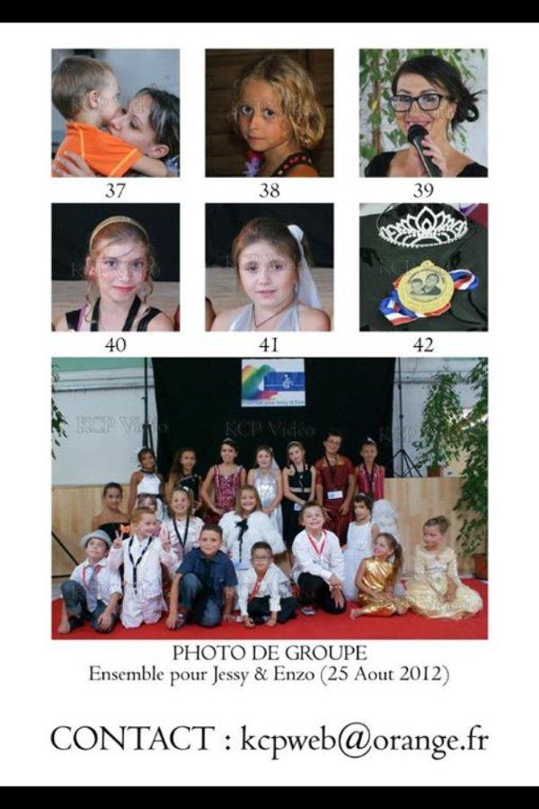 Princes et princesses 2012 les portraits