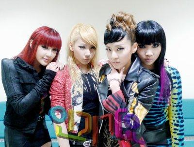 2NE1<3