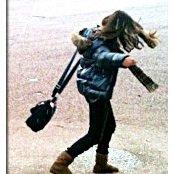 Quand il neige moi je dance :P  [ Jeux d' enfant ]