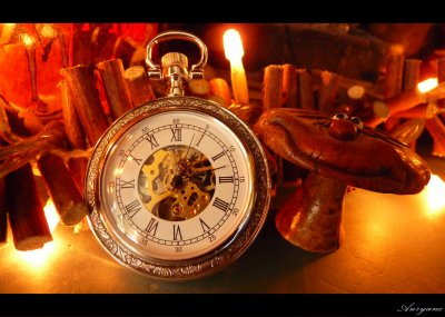 :.Ces fois ou le temps semble s'arrêter.: