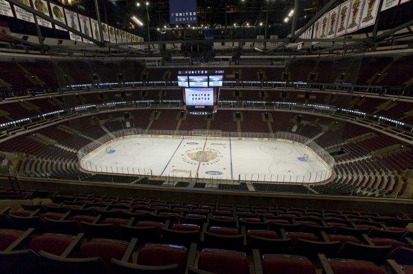 NHL - Repêchage 2017 à Chicago.
