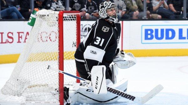 NHL - Ben Bishop signe pour six ans avec les Stars de Dallas.