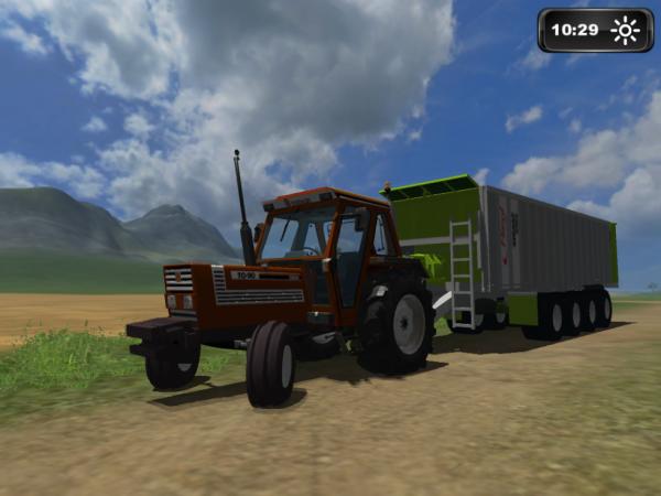 mon tracteur préféré
