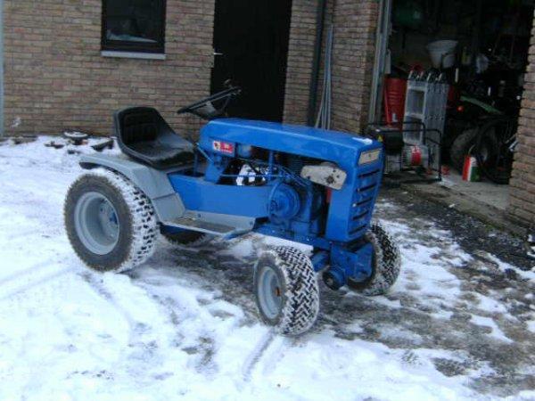tracteur tondeuse wheel horse
