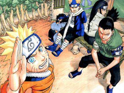 *(¯`·._ Le monde de Naruto _.·¯)*