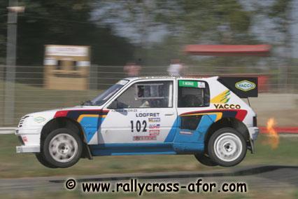 rallycross  mania