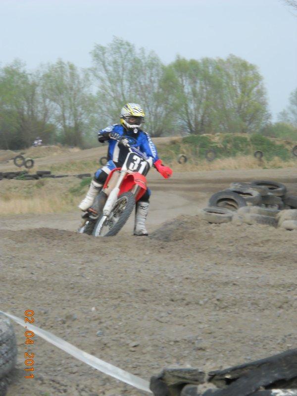 Motocross Condé 2 Avril 2011