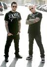 Joel and Benji Madden Roxxxxx