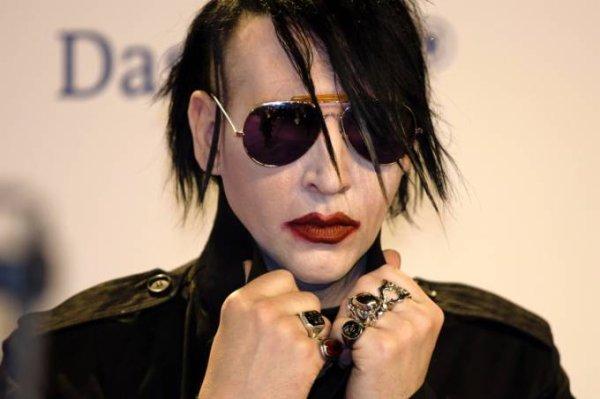 Manson dans Californication!