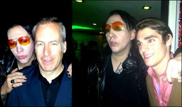 Marilyn Manson: 29 Septembre 2013.