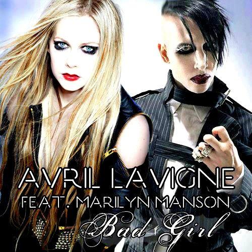 MM dans l'album d'Avril Lavigne en novembre!