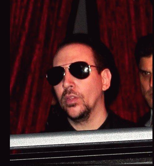 Marilyn Manson serait méconaissable?