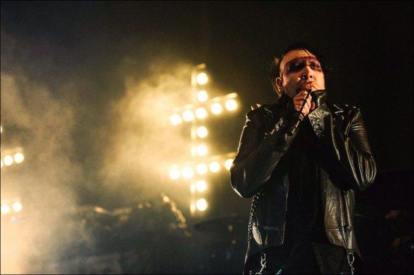 Marilyn Manson jouera le 8 août à l'Alcatraz Metal Festival de Courtrai, près de Lille.