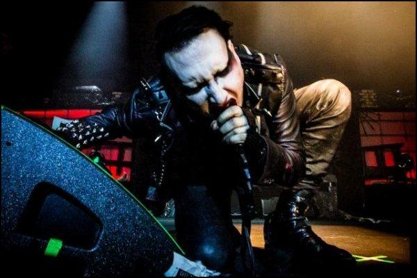 Marilyn Manson a attiré les foules à l'Alcatraz Festival