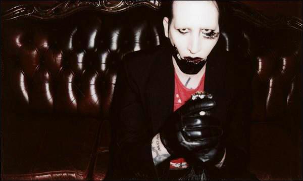 Manson à posté sur les réseaux sociaux