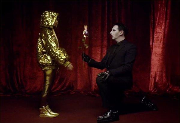 """""""Ugly Boy"""", le nouveau clip de Die Antwoord avec Marylin Manson, Jack Black et d'autres"""