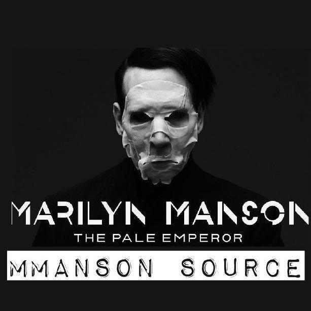 - TA SOURCE FRANÇAISE SUR MARILYN MANSON -
