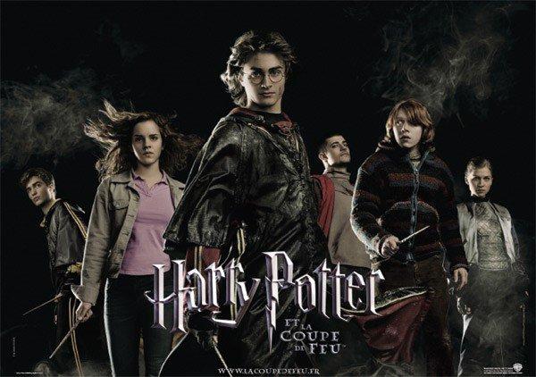 Harry Potter Et La Coupe De Feu  / L'hymne à Poudlard ( Scène Coupée ) (2005)