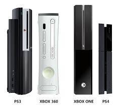 les ancien console & nouvelle console