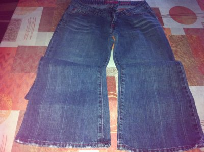 jean miss sixty taille 38............6e