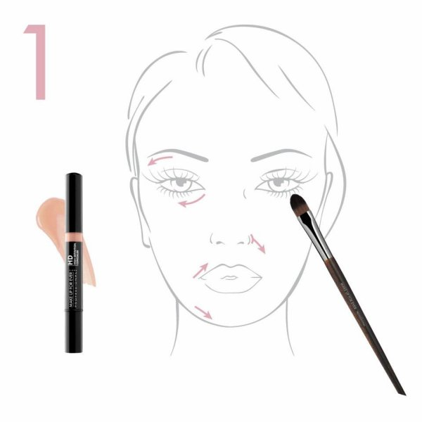 MAKE-UP (partie 2.) D'Excellent produits de chez MAKE-UP FOREVER que j'utilise: