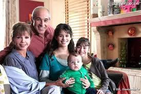 Caroline, Jean-Paul, Clem, Valentin et Salomé
