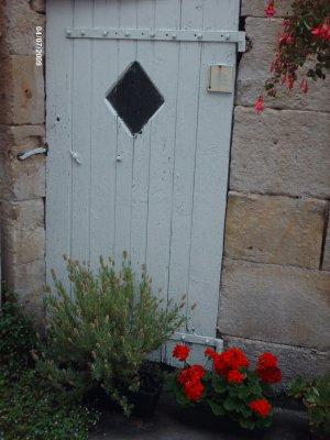 Aux portes