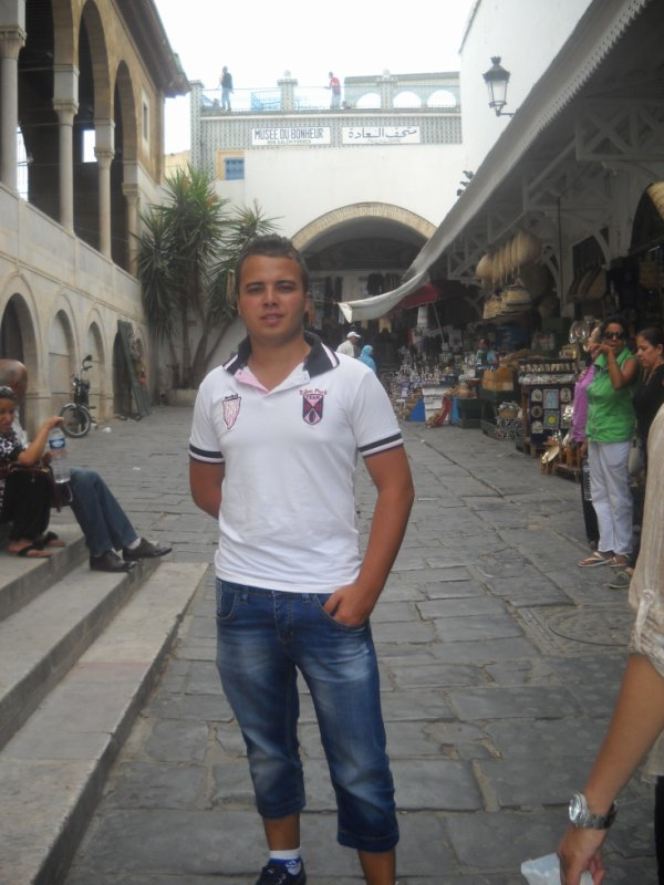 in tunis