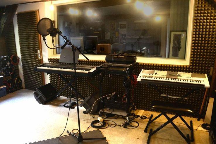 Chapitre 3 : Au studio