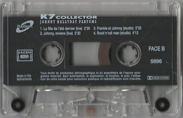 K7 Collector