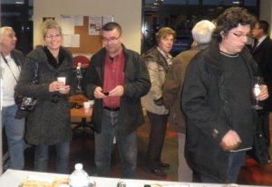 vernissage vendredi18 fevrier 2011