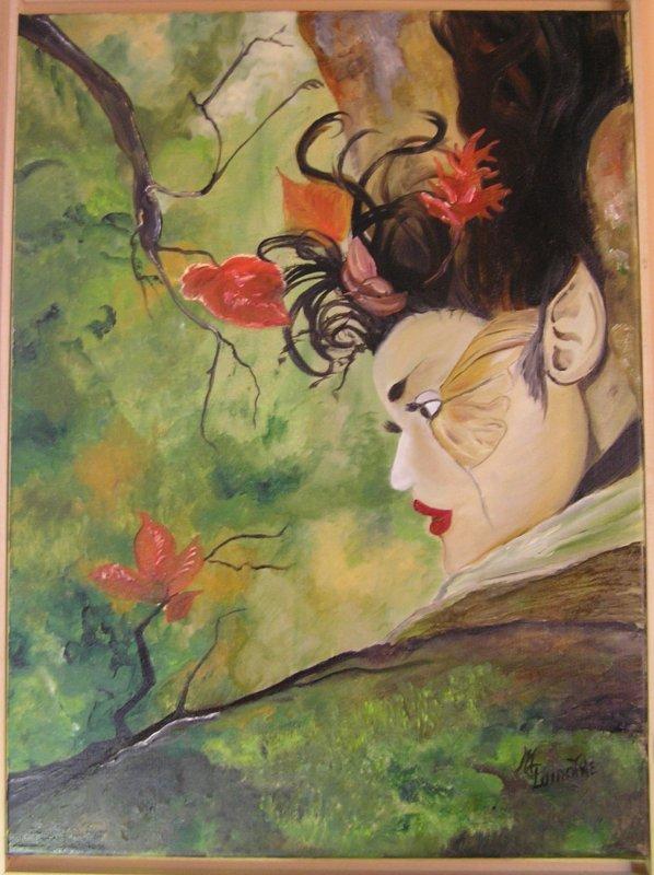 La Femme Nature