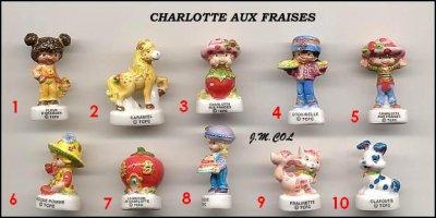 VENTE 39     -     CHARLOTTE AUX FRAISES     -     0 ¤ 50     +   Frais de port