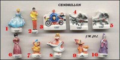 VENTE 59     -     CENDRILLON     -     0 ¤ 50     +   Frais de port