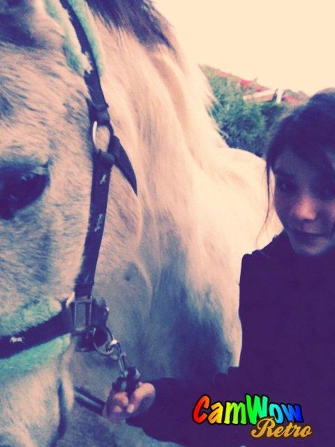 Paco et moi :)