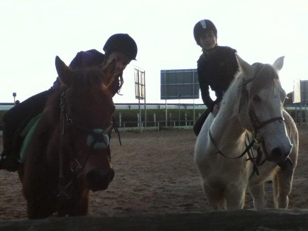 Ma meilleure amie!!♥♥♥