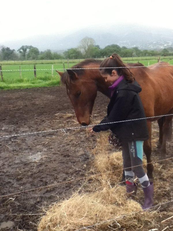 Mon poney ma vie mon bb♥♥♥♥