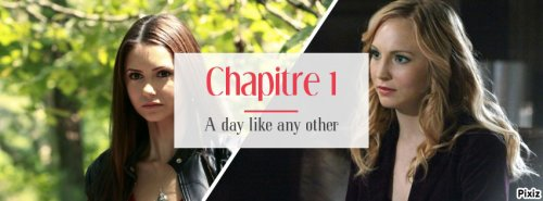 Chapitre 1 - Everything can change