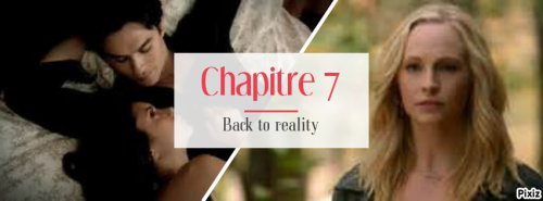 Chapitre 7 - Everything can change