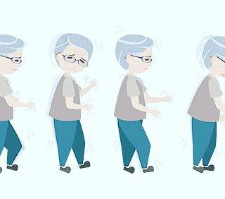 La maladie de Parkinson est une maladie neurologique touchant environ 1 à 2 % de la population âgée de plus de 50 ans, due à la dégénérescence des cellules nerveuses d'une zone, située à l'intérieur du cerveau : le locus niger, et se caractérisant, entre autres, par un tremblement, une lenteur des mouvements, et une raideur.