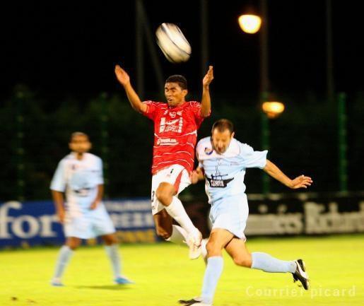 Bayonne - Beauvais : 0-1 (0-0).