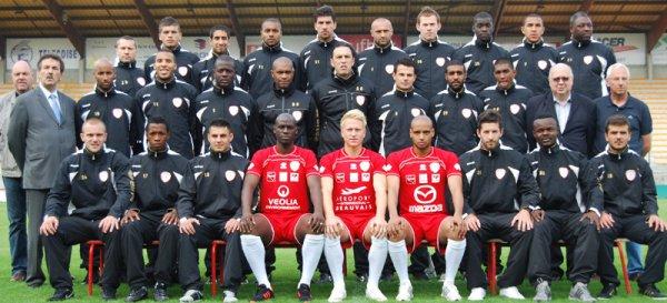 Saison 2011 - 2012.