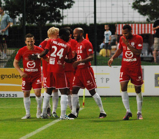 Beauvais - GFCO Ajaccio : 2-1 (1-1).